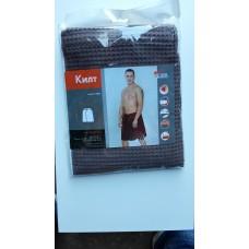 Килт - юбка мужская вафельная премиум 240 гр